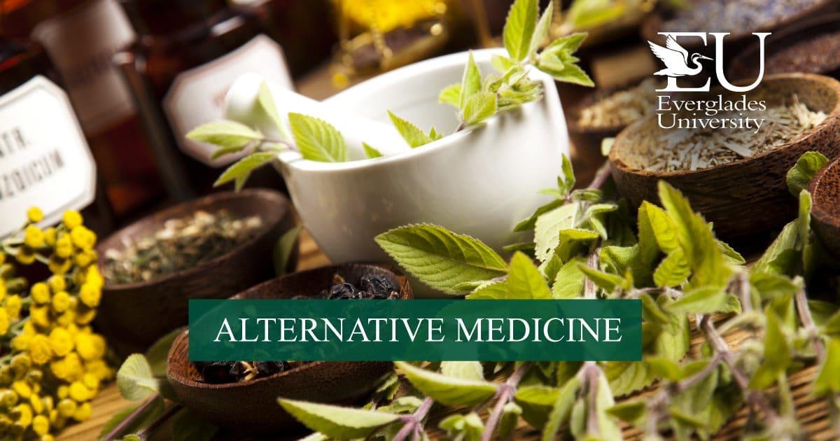 alternative medicine degree  bs