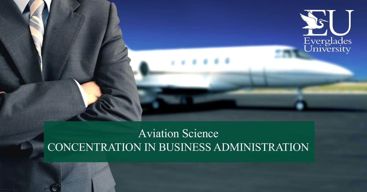 master in aviation business