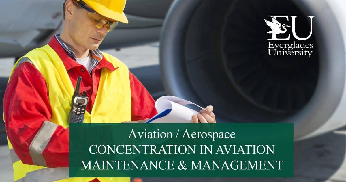 aviation maintenance degree  bs