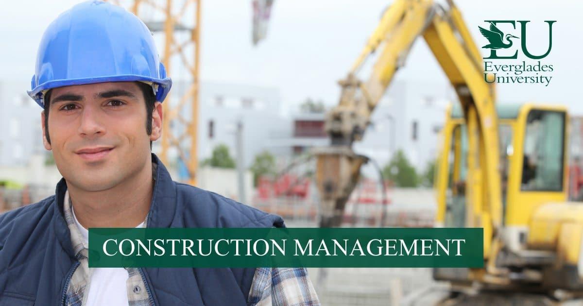 Construction Management Degree Bs Everglades University
