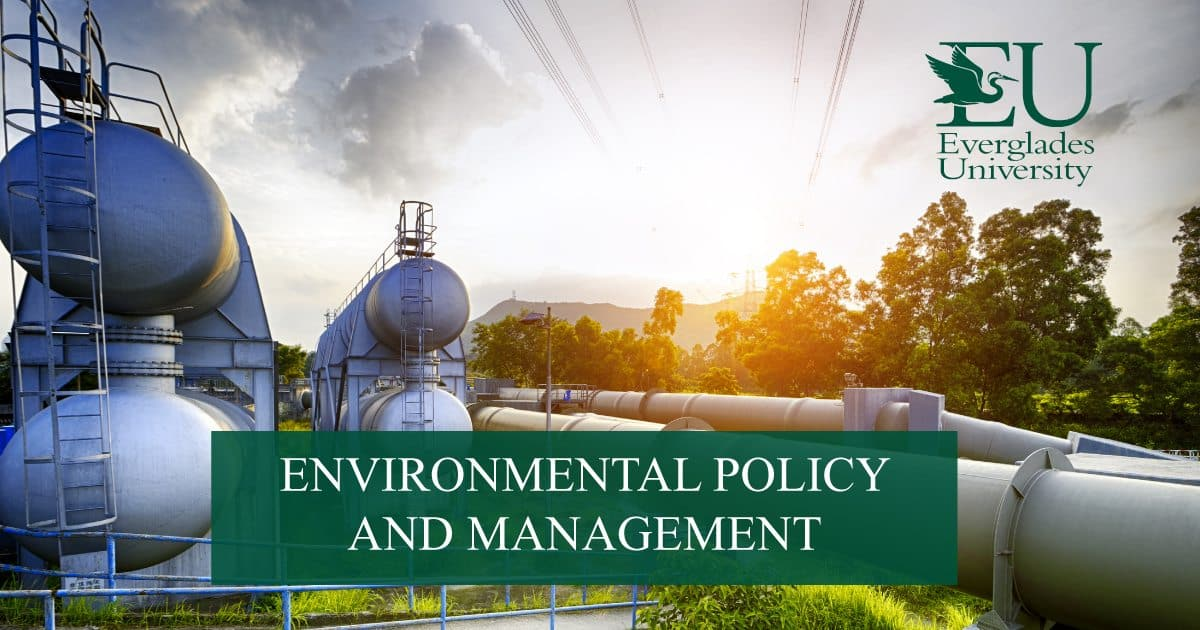 Environmental Policy Degree Bs Everglades University