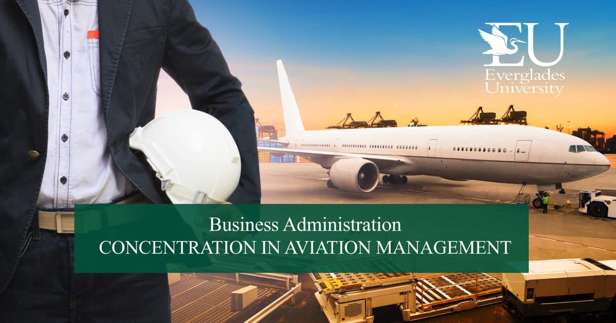 Mba In Aviation Management Everglades University