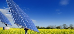 solar-panel renewable energy program