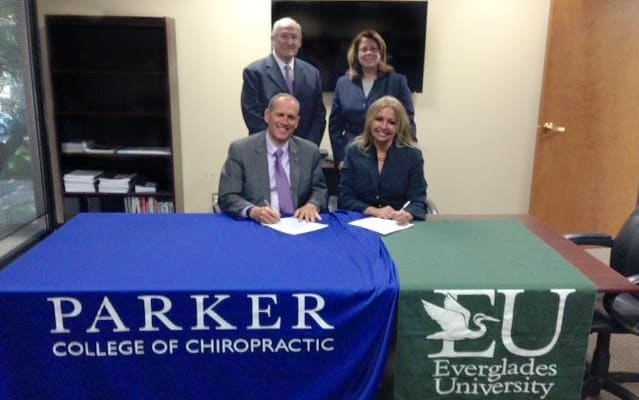 parker-college-chiropractic-everglades-university