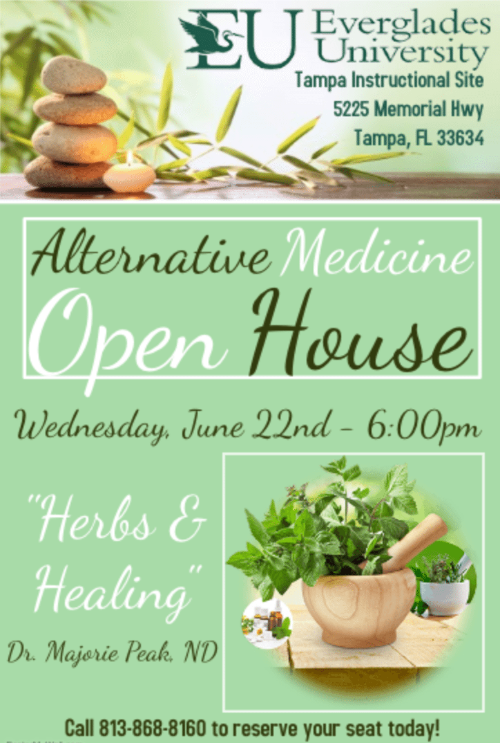 Alternative Medicine Open House