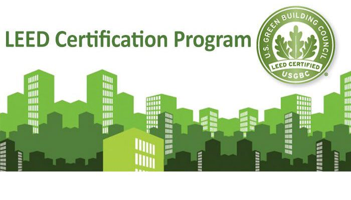 Pearson leed certification program everglade university for Advantages of leed certification