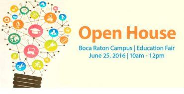 Open House | Education Fair