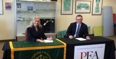 Everglades University Forms Partnership with Phoenix East Aviation