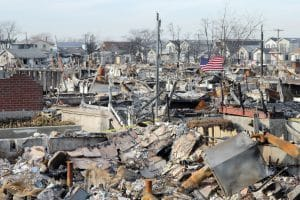 worst disasters in us history hurricane sandy