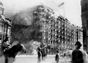 worst disaster in US history san francisco earthquake