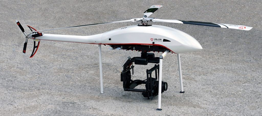 Image result for Single Rotors Drones