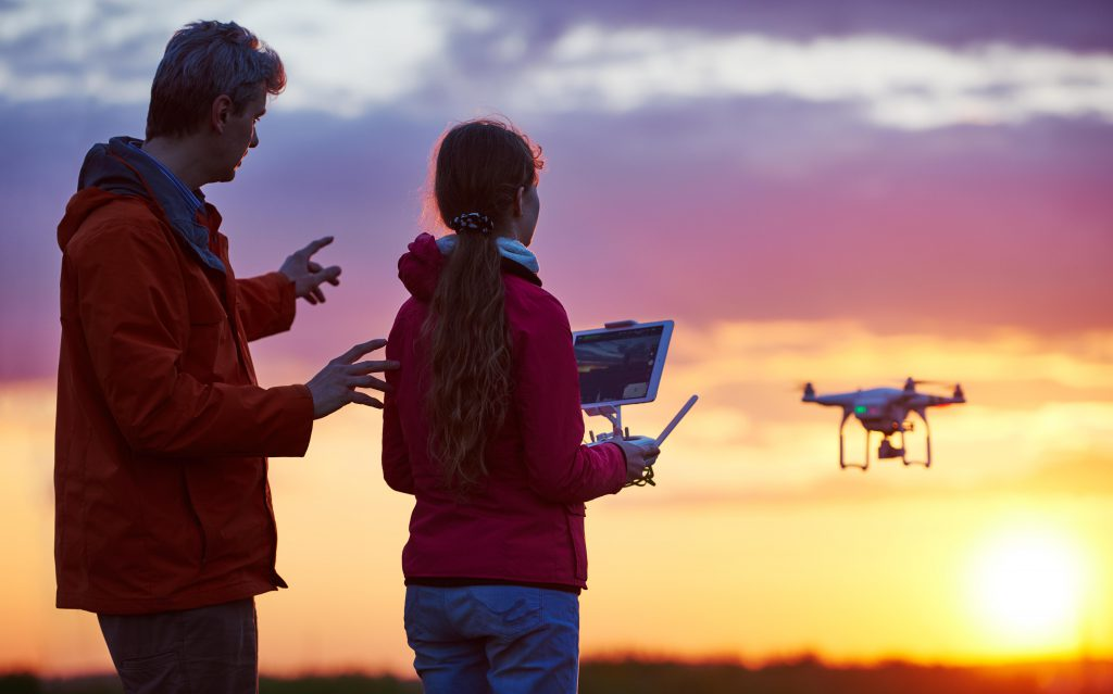 Concentration in Unmanned Aerial Systems (UAS)